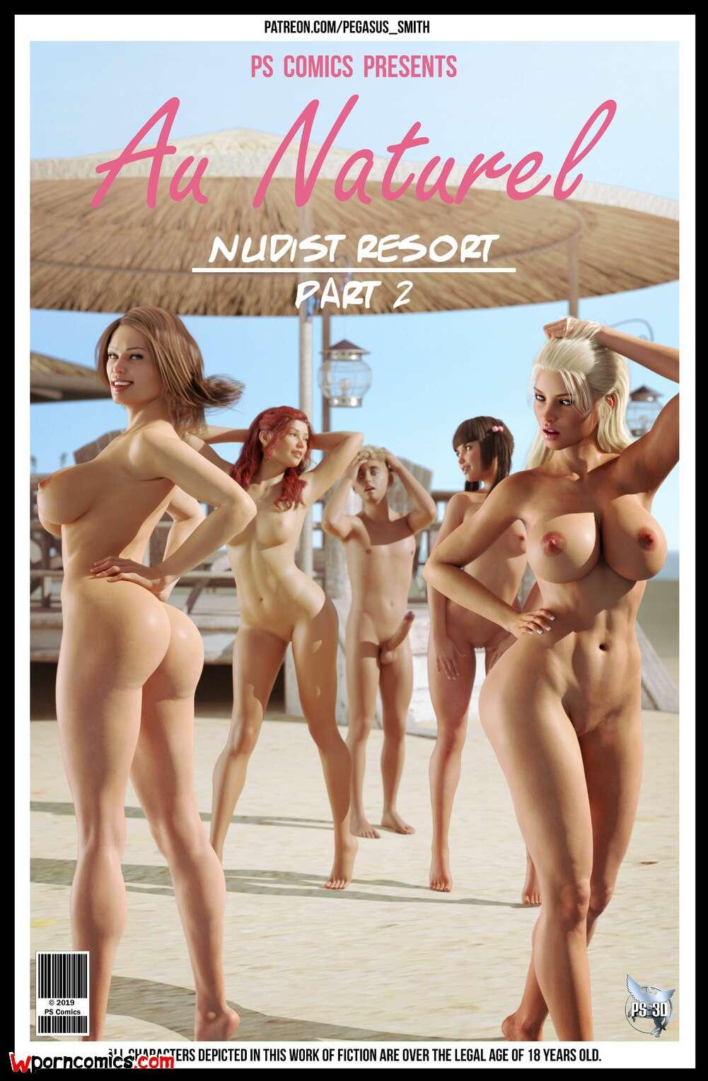 Comics nude Comics Porn